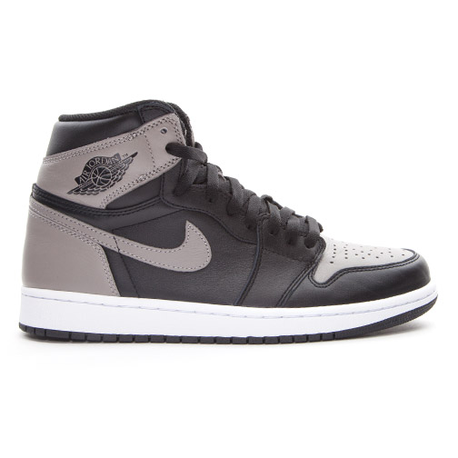 new product 67910 3bd86 JordanAir Jordan 1 Retro High OG Shadow 2018555088 013BLACK MEDIUM  GREY-WHITE