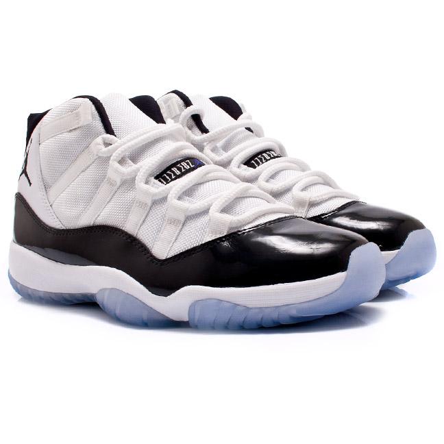 best service 87370 6846a Sneaker Con - Air Jordan 11 Retro Concord 2011 Release