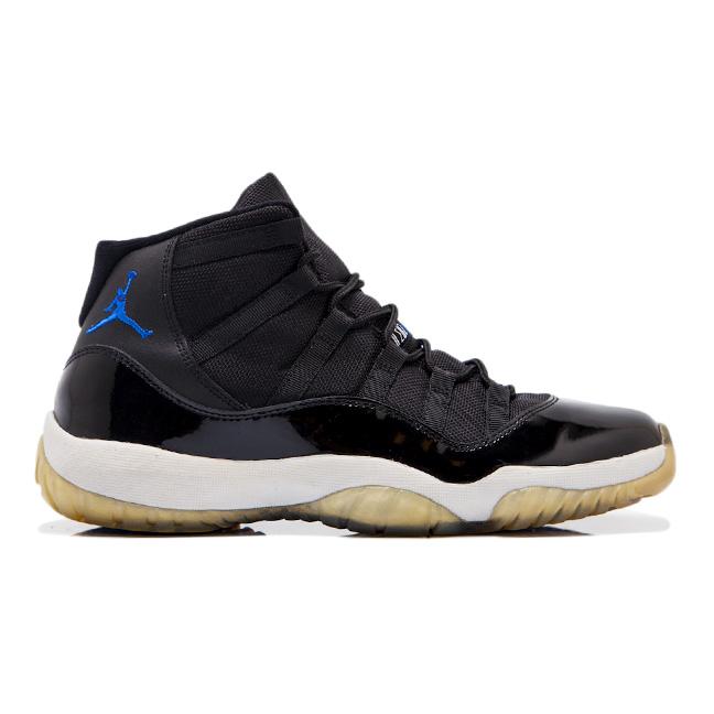 Sneaker Con Air Jordan 11 Retro Gs Space Jam 2009