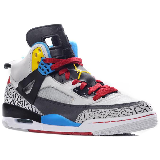 the latest dbe21 0277a Sneaker Con - Jordan Spizike Bordeaux