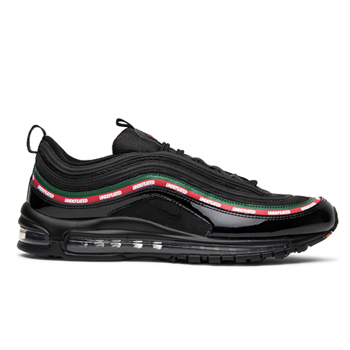 Sneaker Con Air Max 97 Undefeated